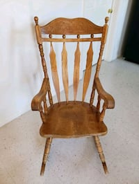 Antique Wooden Rocking Chair Bethesda, 20813