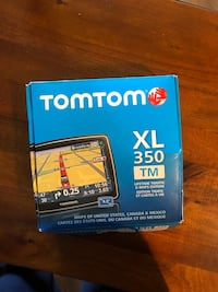 TomTom XL 350 GPS Reston, 20190