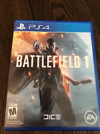Battlefield One PS4  San Antonio, 78254