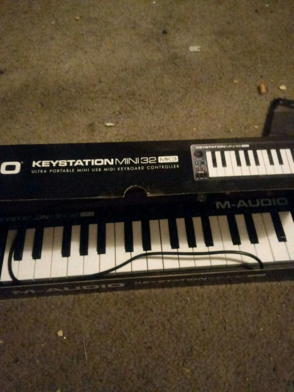 M-Audio Keystation mini 32(mk3)