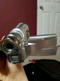gray Canon DSLR camera with lens Windsor, N8P 1P9