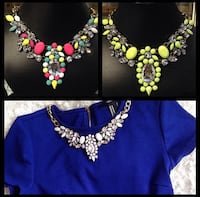 Necklace available in different colors Toronto, M3A 2H1