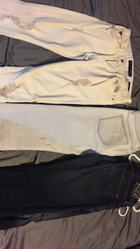 Guess jeans, Acne studio jeans, AG jeans