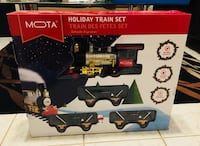 Christmas gift, Train set , children's toys!  Mississauga, L4Y 2W8