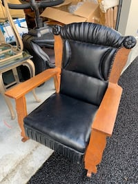 Antique Leather Rocking Chair Washougal, 98671