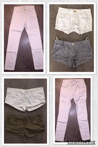 Jeans & shorts stl. S
