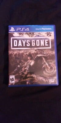 Days Gone for PS4 $30 Prince George's County, 20770