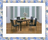 Table with 4 chairs free delivery Ashburn, 20147