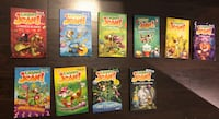 six assorted Nintendo game cartridges Vaudreuil-Dorion, J7V 9A3