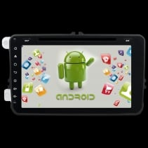Wolksvagen newfron android 9 inc teyp multimedia 3