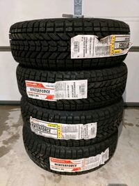 Winter force snow tires
