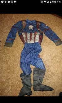 Halloween costume size L Houston, 77080