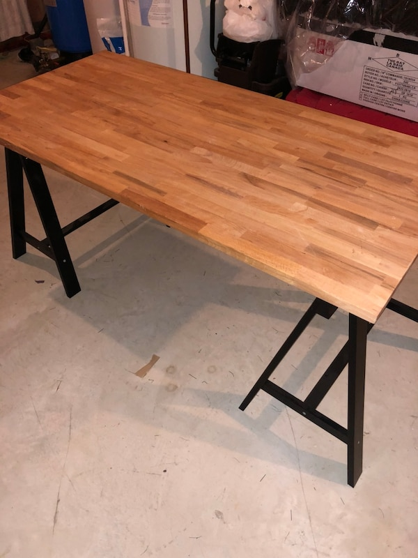 Ikea Desk Table Top And Legs