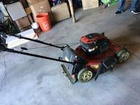 Toro mower, gas trimmer, gas can, spool of weedwacking string Omaha, 68138