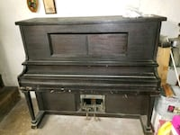 Arthur Jordan Player Piano Washington
