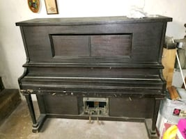 Arthur Jordan Player Piano