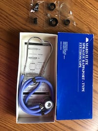 Madis stethoscope with all the accessories Brookfield, 53005