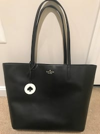 Kate spade tote black color  Clarksburg, 20871