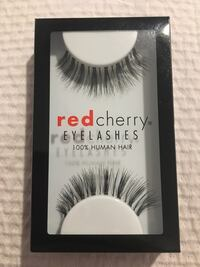 Brand new red cherry eyelashes in ivy  Oakville, T1Y