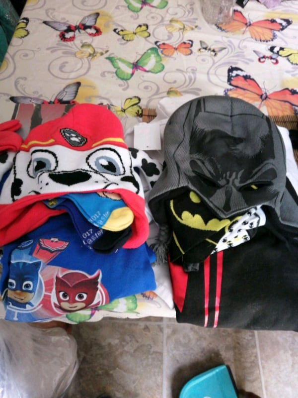 brand new Bat man winter hat spiderman T Paw patrol hat sock +pjmasks  40b6c7d4-f7f5-4d91-a136-a453197213af