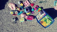 toddler's assorted toys Agua Dulce, 91390