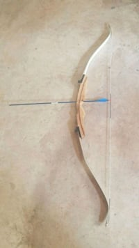25lb Recurve bow Sterling, 20164