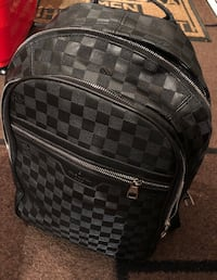 Damier Graphite Louis Vuitton ryggsäck