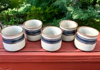 1950's Vintage Mid Century Modern Ceramic Handcrafted Otagiri Japanese Tea Set (Set of 5) Falls Church, 22046