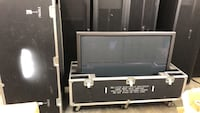"NEC 61"" Plasma Screen TV + Carrier Case Marlboro"