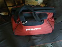 red and black duffel bag Newcastle, 95658