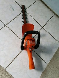 "16"" deluxe hedge trimmer  8 km"