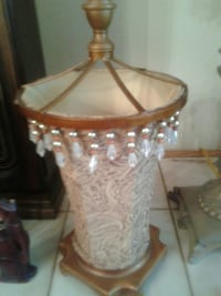 Old time lamp