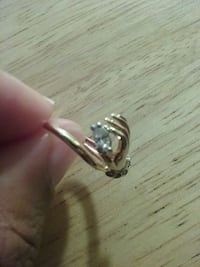 18k gold diamond ring Omaha, 68111