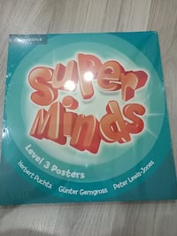 Super Minds Posters 3