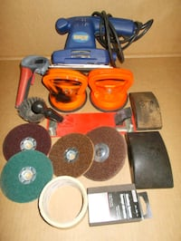 Automotive Body Work/Painting Painter's Tools