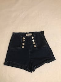 Highwaisted Shorts 502 km