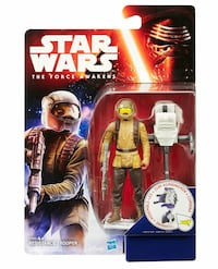 Figura Star Wars Force Awakens Trooper resistencia Seville, 41009