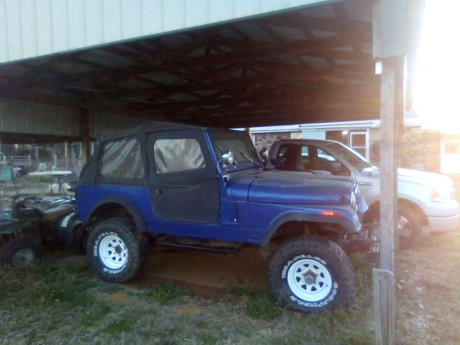 Photo 1983 Jeep CJ