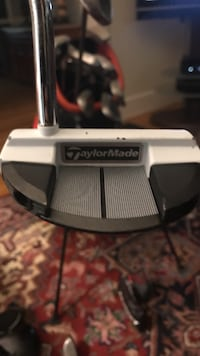 TaylorMade putter- barely used