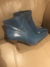 Brand new leather boots size 7