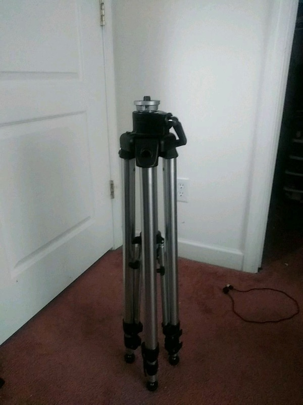 Manfrotto photography tripod