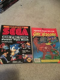 Sega genesis guide book tips secrets