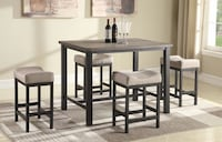 Pub table with 4 stools Nashville, 37211