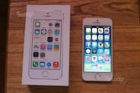 Iphone 5s gold 32gb con scatola ed accessori Olgiate Comasco, 22077