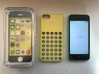 IPhone 5 C verde 16GB 6789 km