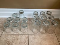 Glass drink ware cups St Catharines, L2M 4S2