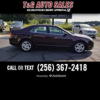 2011 Ford Fusion SE Florence, 35634