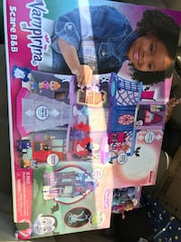 Used 120 For Lol Dolls And 100 Vamparina Doll House For Sale In