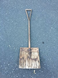 Primitive wooden shovel  Danbury, 06811