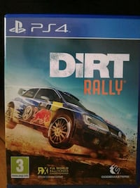 Sony PS4 dirt
